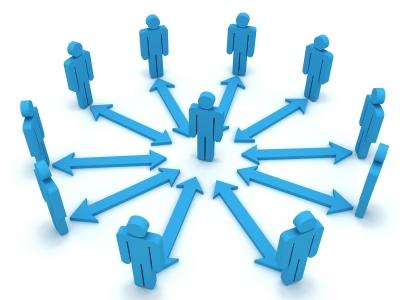 Building Professional Relationships via Social Media