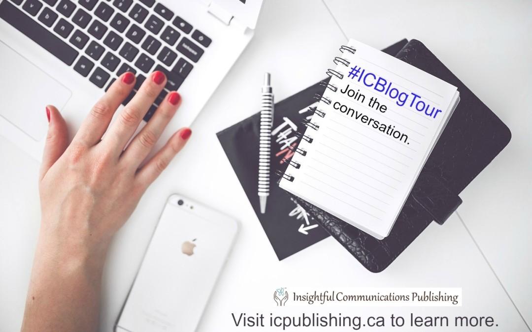 I C Publishing's Summer Blog Tour 2015 – Creating Bites, Blogs, Talks, & Books