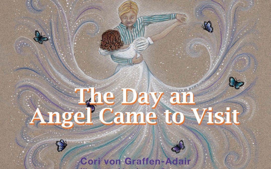 Our Newest Author, Cori von Graffen-Adair