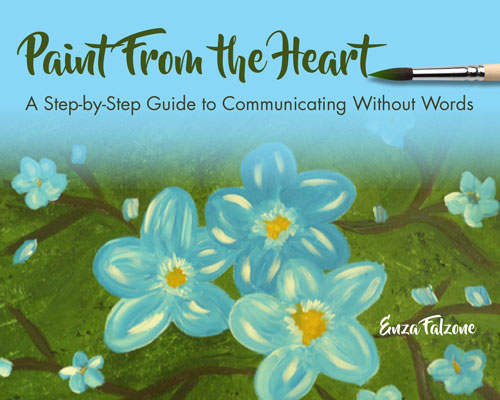 I C Publishing Introduces Enza Falzone, Author of Paint From the Heart
