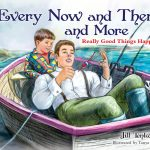 I C Publishing Features Jill Tenkula, Author of Every Now and Then and More