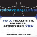 I C Publishing Presents New Author, Brendan Coates, featuring #30daychallenge