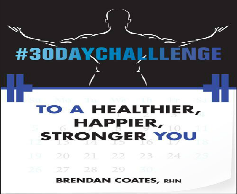 I C Publishing Presents New Author, Brendan Coates, featuring #30daychallenge