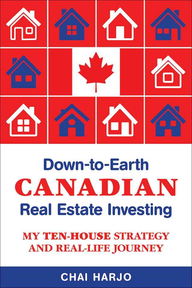 I C Publishing Introduces New Author, Chai Harjo, Featuring Down-to-Earth Canadian Real Estate Investing