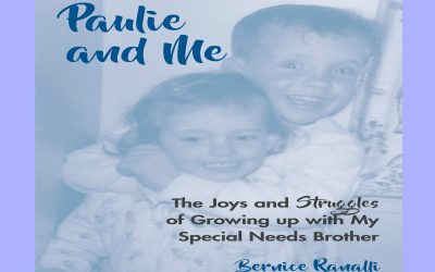 I C Publishing Unveils a Poignant Story, Paulie and Me, by Author, Bernice Ranalli