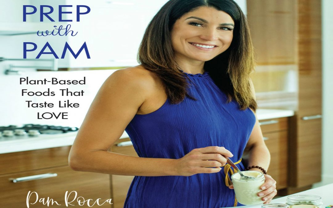 New Cookbook Author by I C Publishing, Prep with Pam Rocca